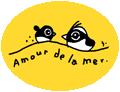 カンムリウミスズメ保護 Amour de la mer 海に愛を